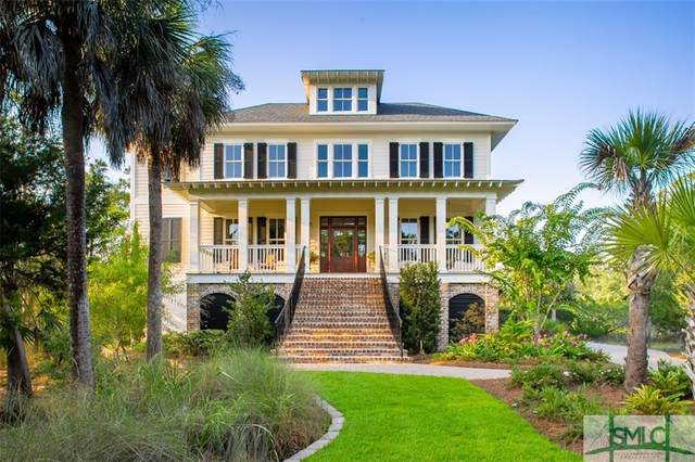 37 Gray Heron, Savannah, GA 31411 (MLS #230755) :: Partin Real Estate Team at Luxe Real Estate Services