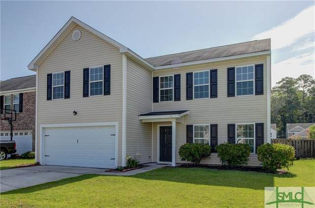 70 Old Mill Road, Port Wentworth, GA 31407 (MLS #230761) :: The Arlow Real Estate Group
