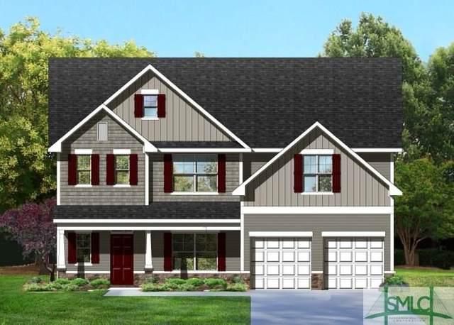 243 Old Savannah Road, Hinesville, GA 31313 (MLS #230773) :: The Arlow Real Estate Group