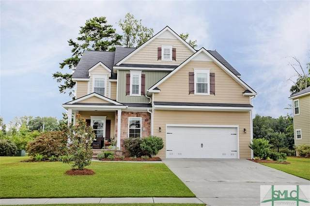 78 Triston Drive, Richmond Hill, GA 31324 (MLS #230784) :: The Arlow Real Estate Group