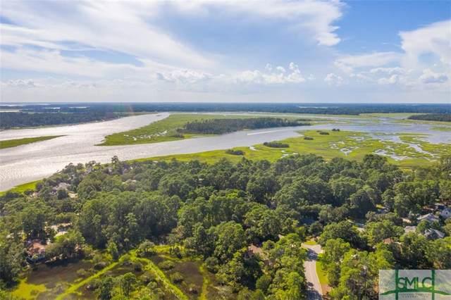 1 Seaside Lane, Savannah, GA 31411 (MLS #230785) :: The Arlow Real Estate Group