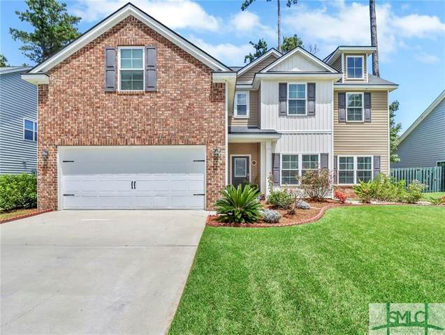 70 Glen Way, Richmond Hill, GA 31324 (MLS #230787) :: The Arlow Real Estate Group