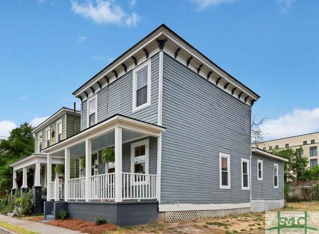 209 W 43rd Street, Savannah, GA 31401 (MLS #230789) :: Keller Williams Coastal Area Partners