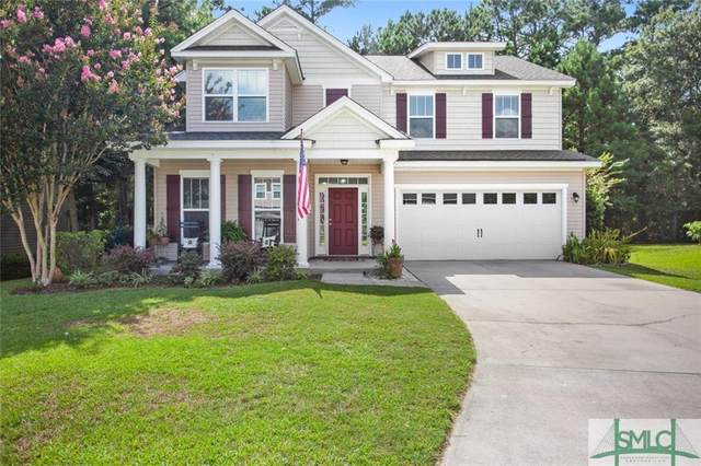 31 Salt Grass Circle, Richmond Hill, GA 31324 (MLS #230790) :: The Arlow Real Estate Group