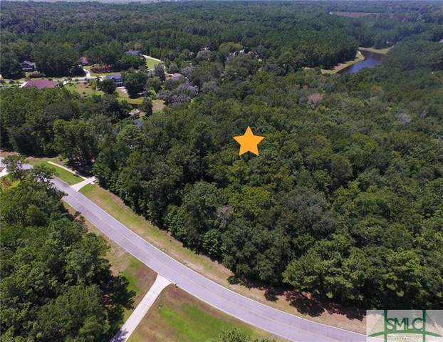 516 Savannah Road Lot 113, Richmond Hill, GA 31324 (MLS #230805) :: Partin Real Estate Team at Luxe Real Estate Services