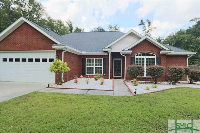 265 Miller Street, Hinesville, GA 31313 (MLS #230807) :: The Sheila Doney Team