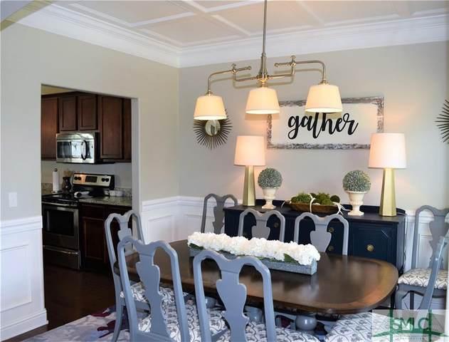 308 Crabapple Circle, Port Wentworth, GA 31407 (MLS #230810) :: The Arlow Real Estate Group
