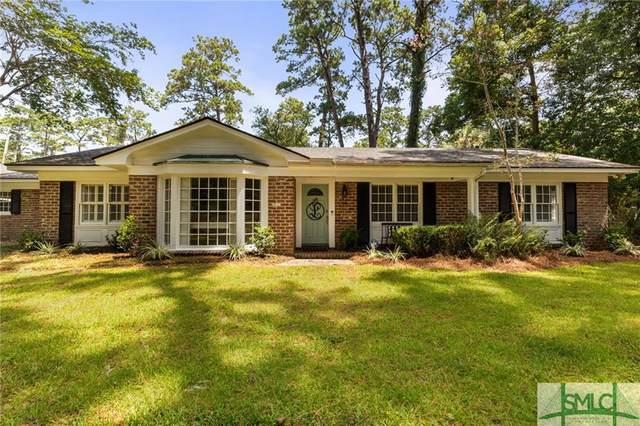 20 Leary Drive, Savannah, GA 31406 (MLS #230811) :: The Arlow Real Estate Group