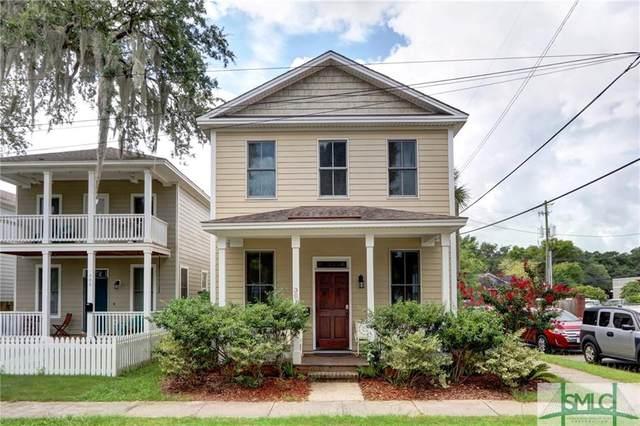 301 E 41st Street, Savannah, GA 31401 (MLS #230814) :: Keller Williams Realty-CAP