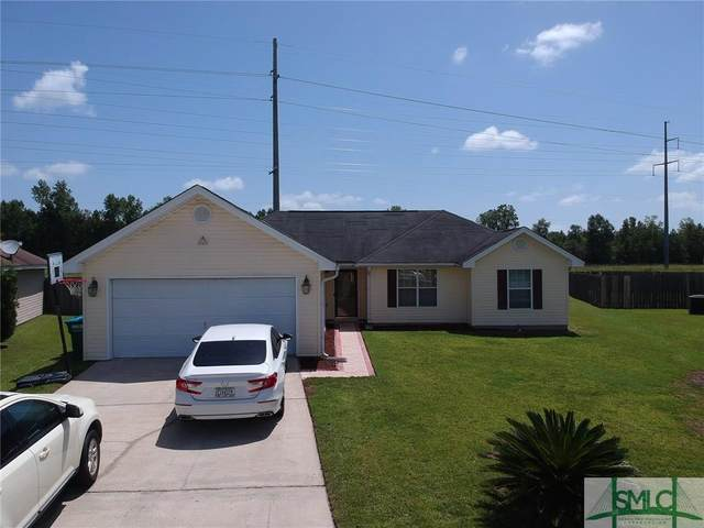 39 Cordage Circle, Port Wentworth, GA 31407 (MLS #230816) :: The Arlow Real Estate Group