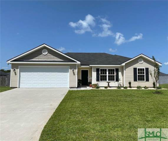 108 Clydesdale Court, Guyton, GA 31312 (MLS #230826) :: Bocook Realty