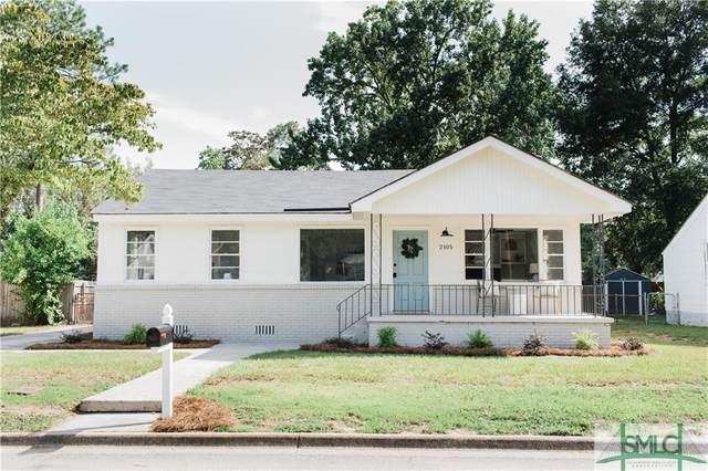 2105 E 56th Street, Savannah, GA 31404 (MLS #230827) :: Keller Williams Realty-CAP