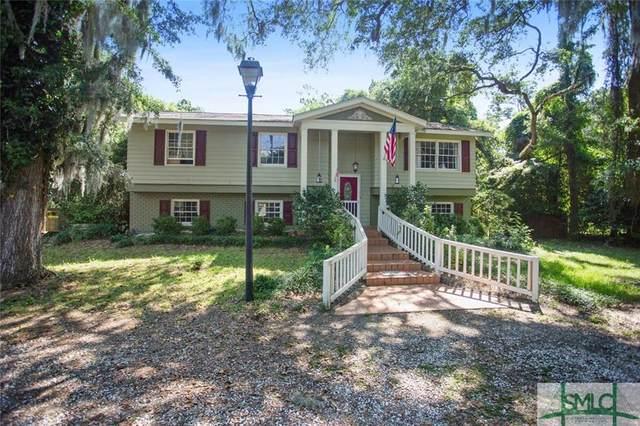 814 Penn Waller Road, Savannah, GA 31410 (MLS #230829) :: RE/MAX All American Realty
