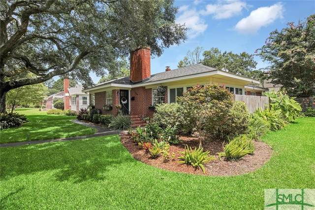 540 E 60th Street, Savannah, GA 31405 (MLS #230835) :: RE/MAX All American Realty