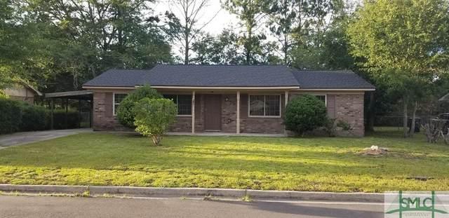 118 Deerwood Court, Hinesville, GA 31313 (MLS #230842) :: The Arlow Real Estate Group