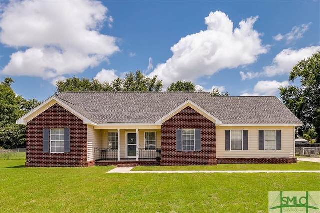 109 Warner Drive, Guyton, GA 31312 (MLS #230843) :: Keller Williams Realty-CAP