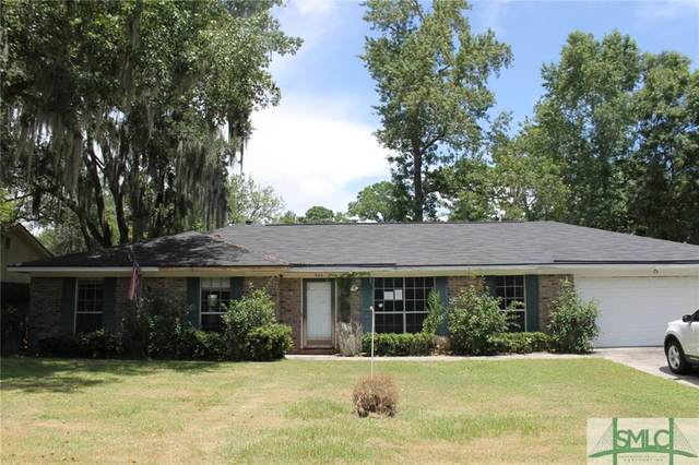 924 Old Mill Road, Savannah, GA 31419 (MLS #230845) :: Partin Real Estate Team at Luxe Real Estate Services