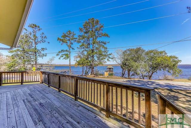 3318 Fort Mcallister Road, Richmond Hill, GA 31324 (MLS #230851) :: Level Ten Real Estate Group