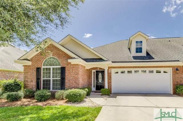 113 Wild Heron Villas Crossing, Savannah, GA 31419 (MLS #230867) :: The Arlow Real Estate Group