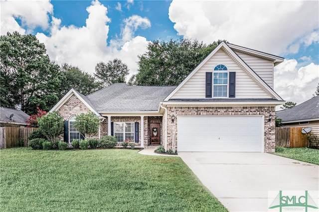 117 Grayson Avenue, Savannah, GA 31419 (MLS #230872) :: The Arlow Real Estate Group