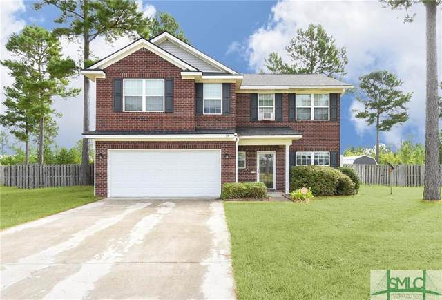 374 Mill Pond Lane SE, Ludowici, GA 31316 (MLS #230880) :: Partin Real Estate Team at Luxe Real Estate Services
