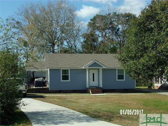 217 Commonwealth Avenue, Port Wentworth, GA 31407 (MLS #230881) :: The Arlow Real Estate Group
