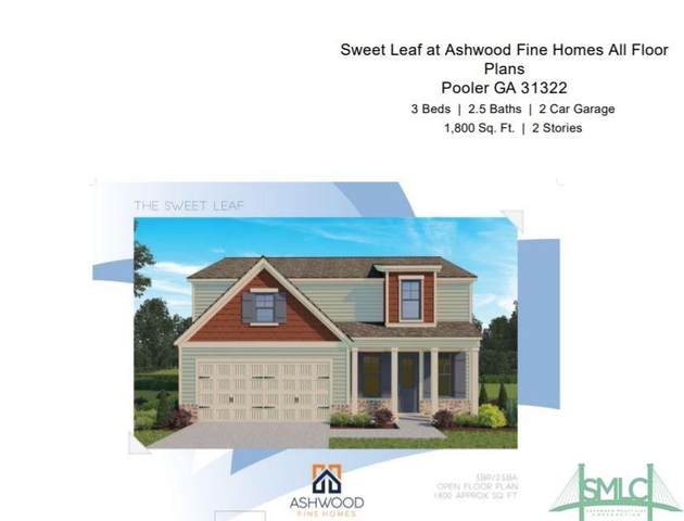 250 Whitaker Way N, Richmond Hill, GA 31324 (MLS #230882) :: The Arlow Real Estate Group