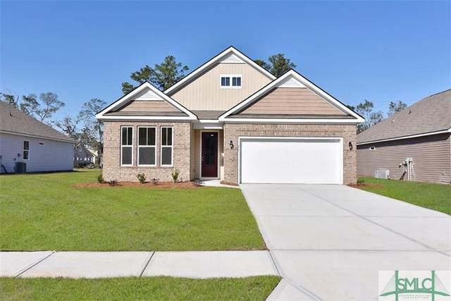 121 Oldwood Drive, Pooler, GA 31322 (MLS #230891) :: The Arlow Real Estate Group