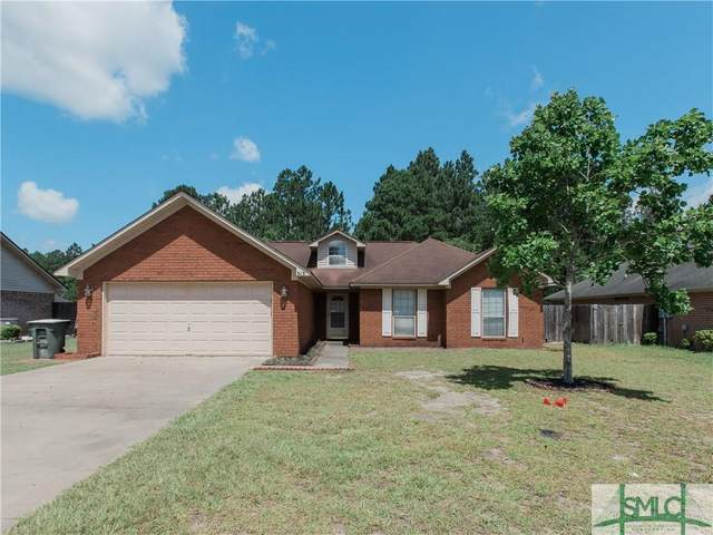 313 Clairemore Circle, Hinesville, GA 31313 (MLS #230892) :: Heather Murphy Real Estate Group