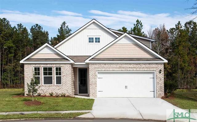 116 Oldwood Drive, Pooler, GA 31322 (MLS #230893) :: Partin Real Estate Team at Luxe Real Estate Services
