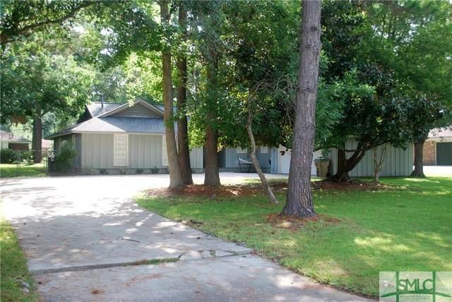 212 Calley Road, Savannah, GA 31410 (MLS #230905) :: Liza DiMarco
