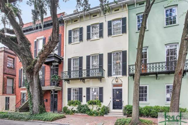 108 E Taylor Street, Savannah, GA 31401 (MLS #230906) :: Partin Real Estate Team at Luxe Real Estate Services
