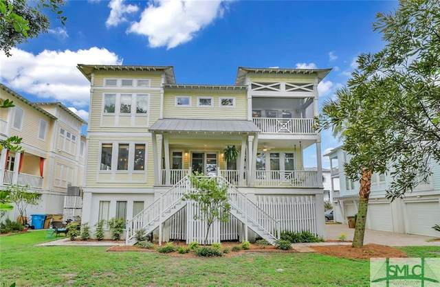 3 Village Place B, Tybee Island, GA 31328 (MLS #230916) :: RE/MAX All American Realty