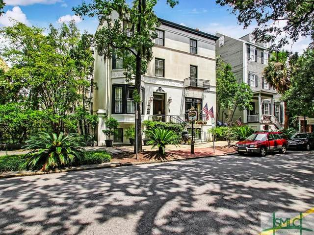 14 E Oglethorpe Avenue, Savannah, GA 31401 (MLS #230922) :: Keller Williams Realty-CAP