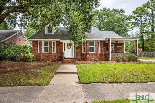 1414 E 49th Street, Savannah, GA 31404 (MLS #230933) :: Keller Williams Coastal Area Partners
