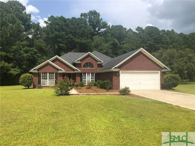 90 N Knollwood Court, Richmond Hill, GA 31324 (MLS #230944) :: Keller Williams Realty-CAP