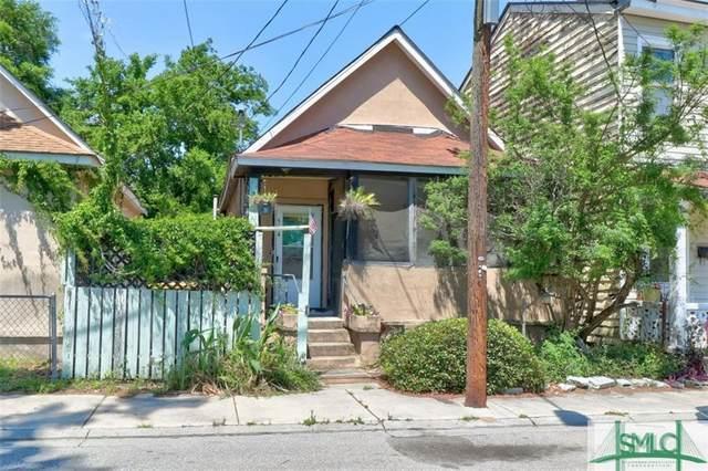 514 Nicoll Street, Savannah, GA 31401 (MLS #230946) :: Keller Williams Realty-CAP