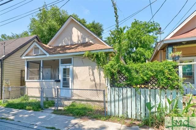 512 Nicoll Street, Savannah, GA 31401 (MLS #230949) :: Heather Murphy Real Estate Group