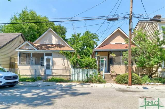 512-514 Nicoll Street, Savannah, GA 31401 (MLS #230952) :: Heather Murphy Real Estate Group