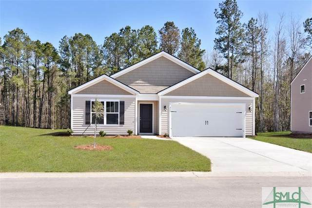 112 Decker Drive, Pooler, GA 31322 (MLS #230954) :: Level Ten Real Estate Group