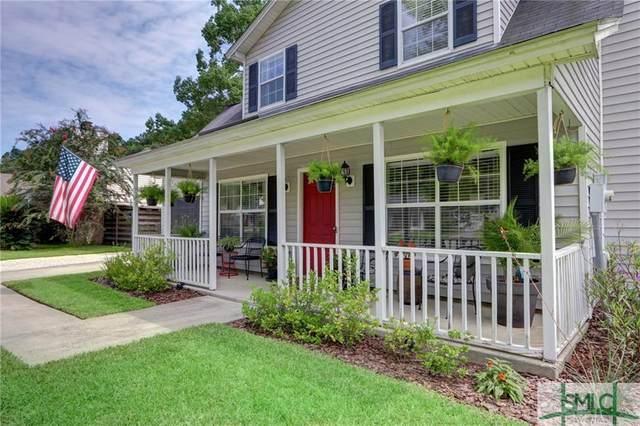113 Cutt Off Way, Richmond Hill, GA 31324 (MLS #230955) :: Coastal Homes of Georgia, LLC