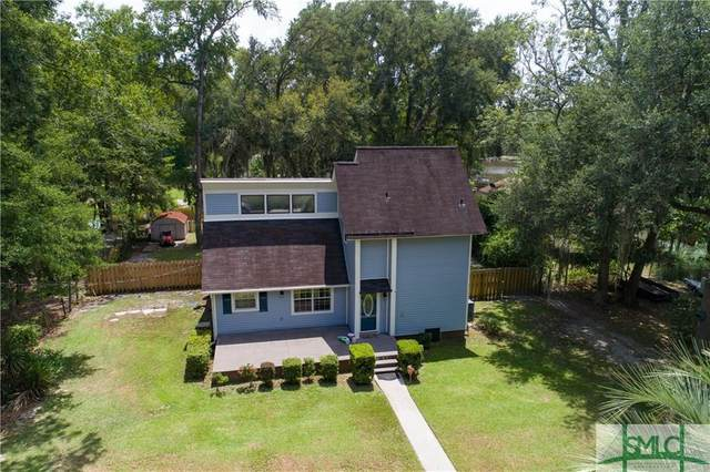 110 W Ridge Court, Midway, GA 31320 (MLS #230961) :: Level Ten Real Estate Group