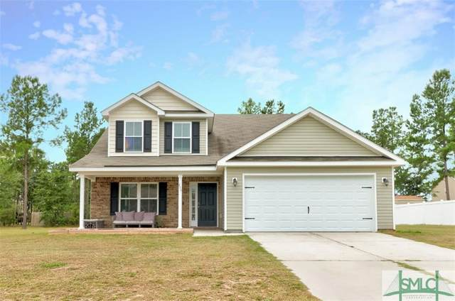 200 Beaubrook Boulevard, Springfield, GA 31329 (MLS #230964) :: Keller Williams Realty-CAP