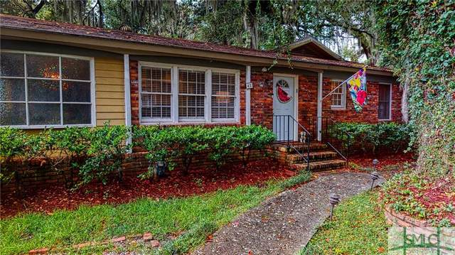 42 Henderson Avenue, Savannah, GA 31406 (MLS #230966) :: The Arlow Real Estate Group