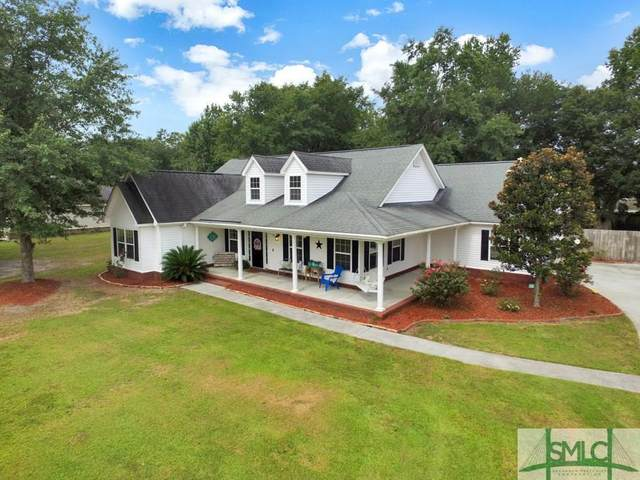 307 Yorkshire Drive, Guyton, GA 31312 (MLS #230968) :: Keller Williams Realty-CAP