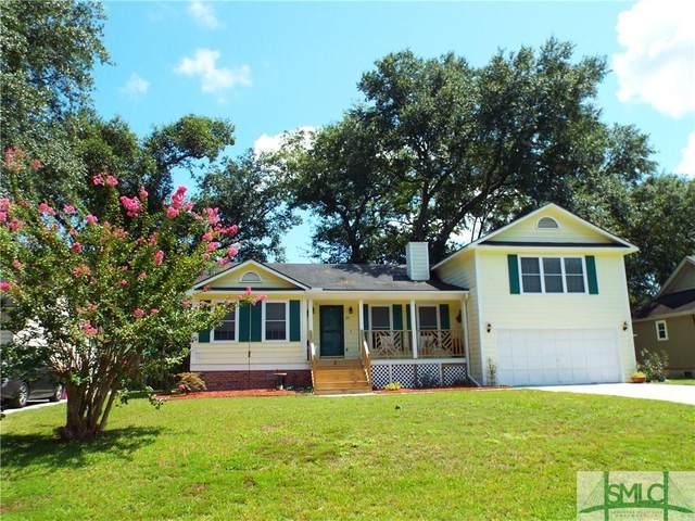 125 S Sheftall Circle, Savannah, GA 31410 (MLS #230975) :: RE/MAX All American Realty