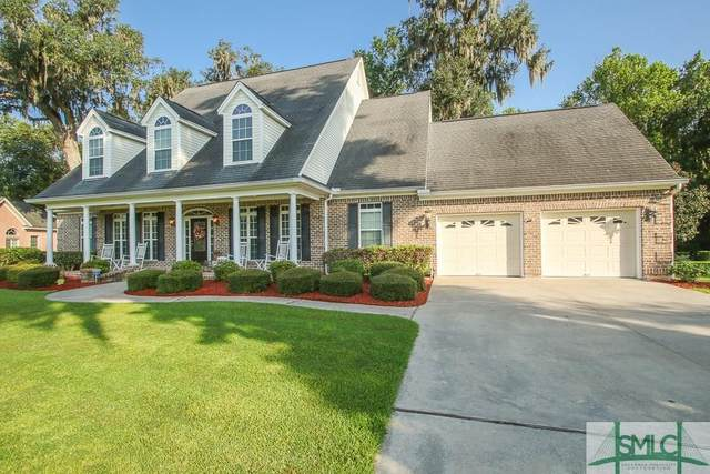 240 Windsong Drive, Richmond Hill, GA 31324 (MLS #230978) :: Glenn Jones Group | Coldwell Banker Access Realty