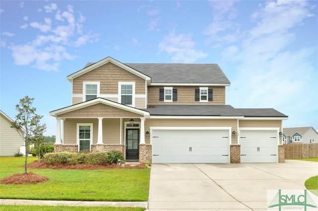 137 Greyfield Circle, Savannah, GA 31407 (MLS #230994) :: Teresa Cowart Team