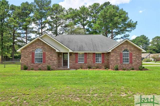 118 Lauren Drive, Rincon, GA 31326 (MLS #230996) :: Level Ten Real Estate Group