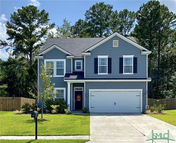 206 Willow Point Circle, Savannah, GA 31407 (MLS #231002) :: The Sheila Doney Team